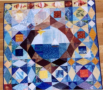 Sailing the Blue Seas Quilt
